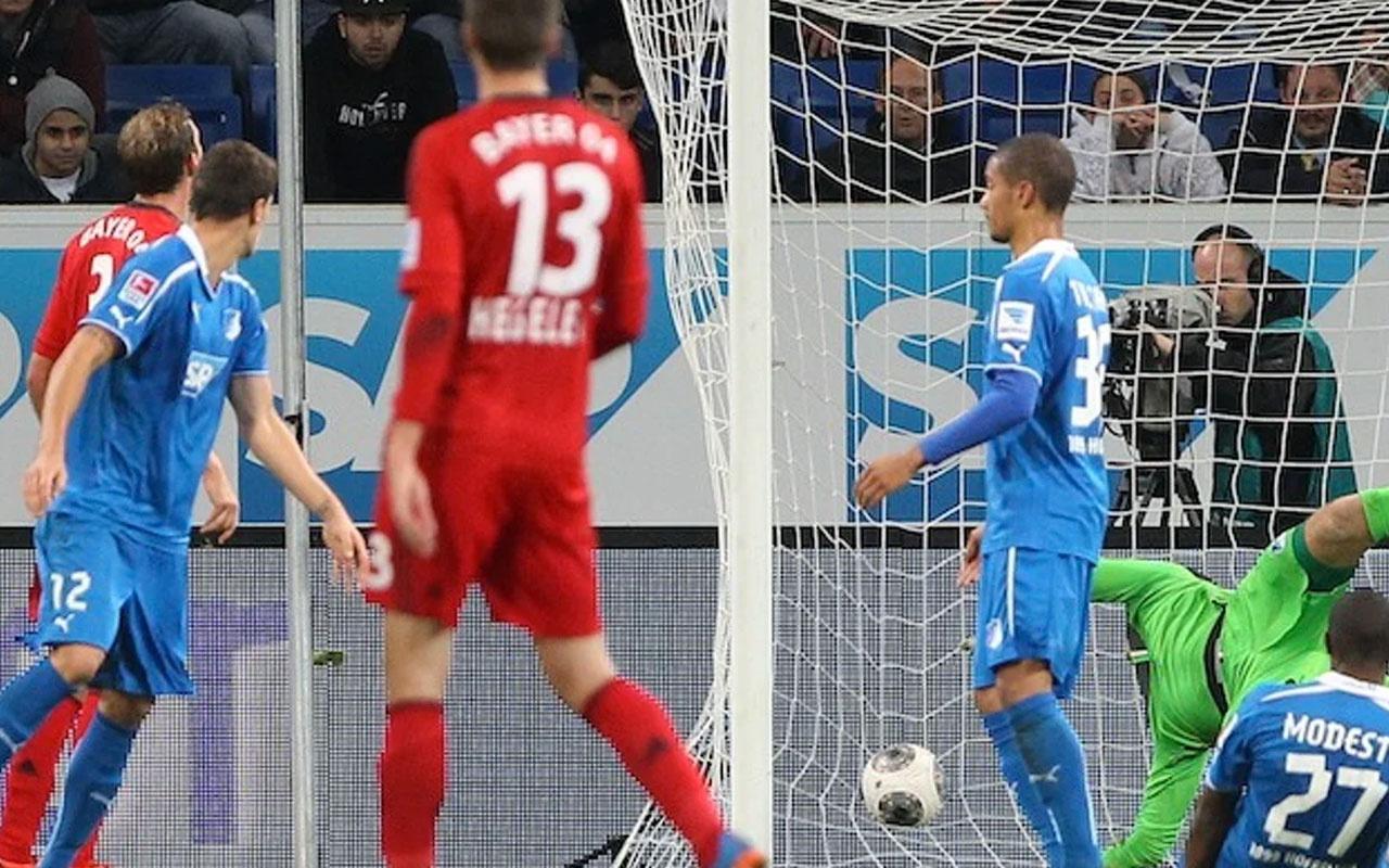 Bundesliga'nın yeni lideri Bayer Leverkusen