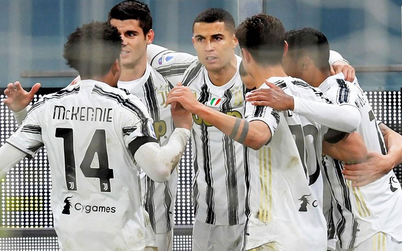 Juventus, Genoa'yı Cristiano Ronaldo ile geçti