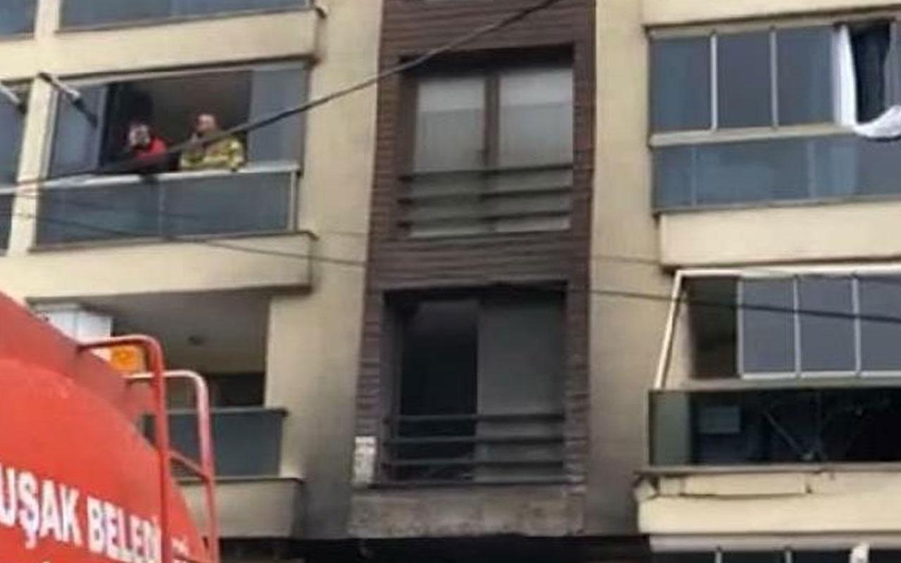 Uşak'ta iki ayrı evde doğal gaz patlaması oldu! 7 kişi yaralandı