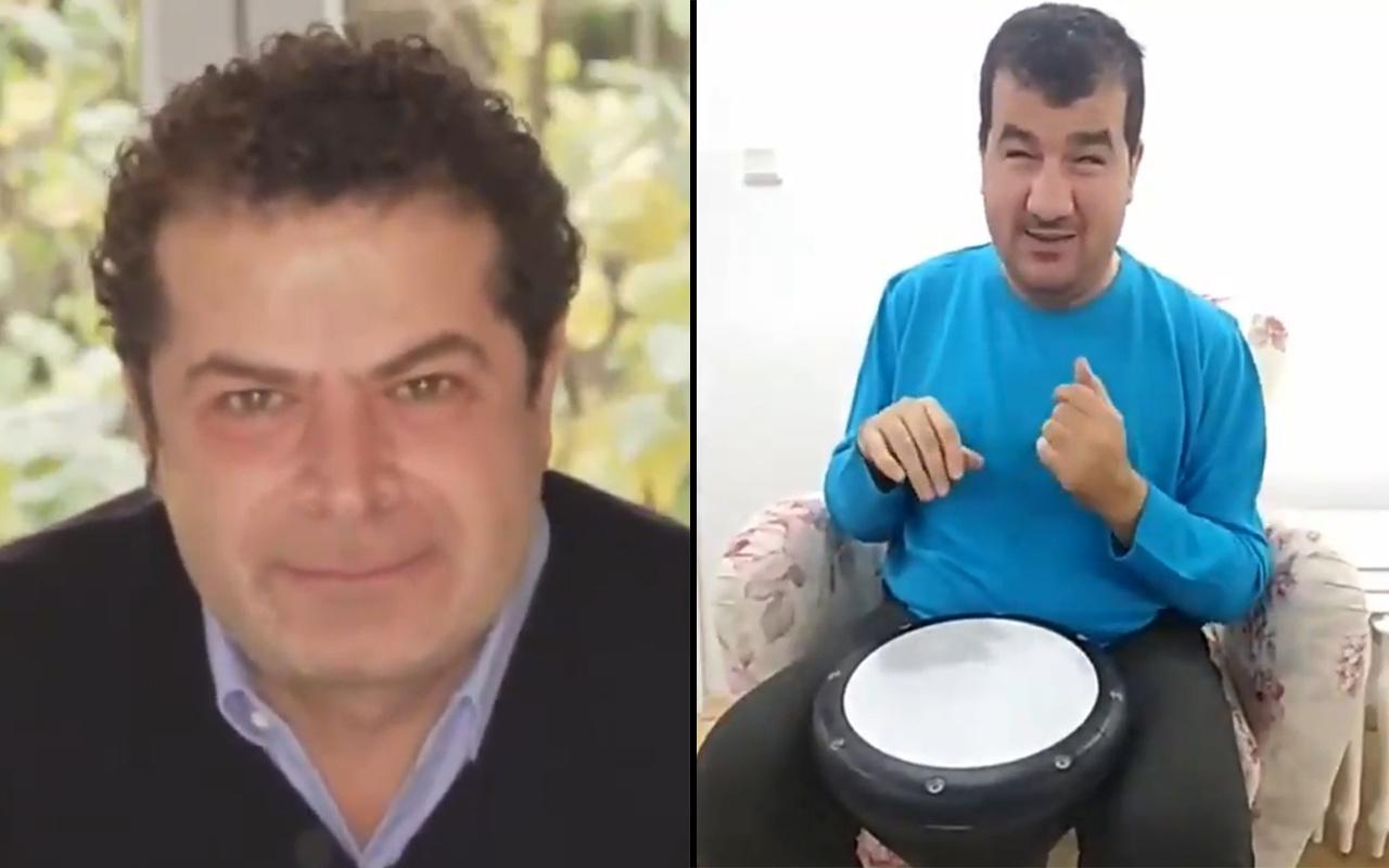 Bilal Göregen canlı yayında Cüneyt Özdemir'i ağlattı