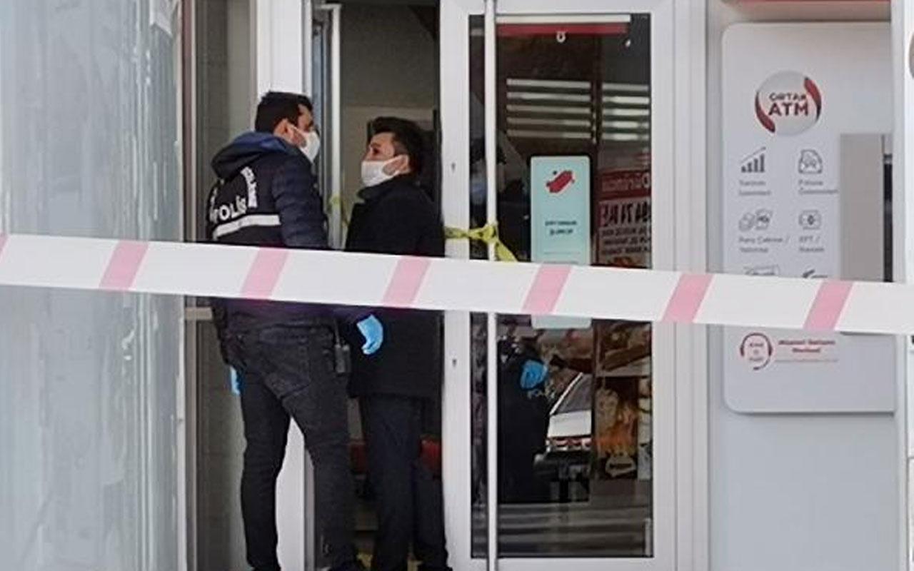 Ankara'da banka şubesinde silahlı soygun girişimi! 1 kişi yaralandı