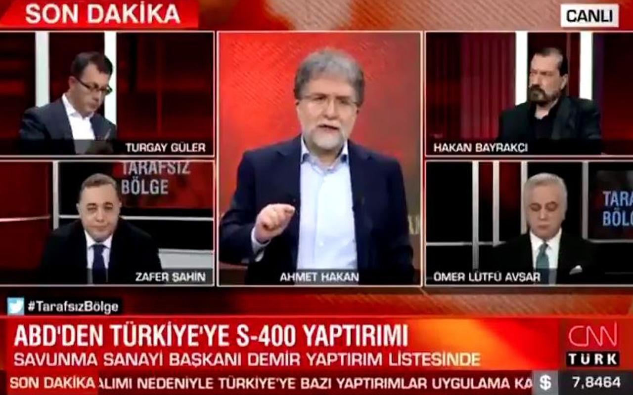 Ahmet Hakan ve Turgay Güler'in dolar sohbeti sosyal medyada olay oldu