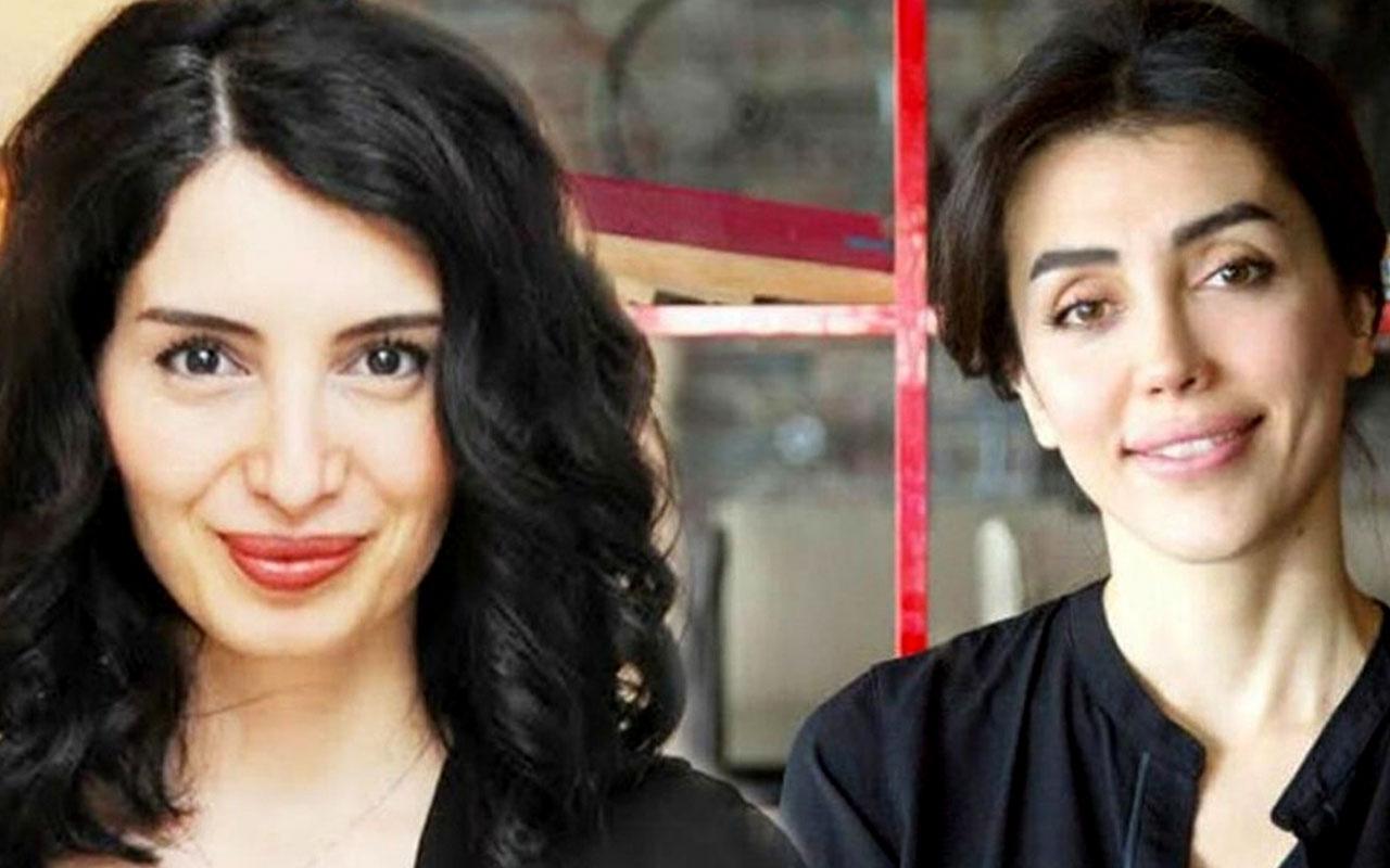 Başak Sayan, Azra Kohen'le davasını kaybetti mahkemeye tepki gösterdi