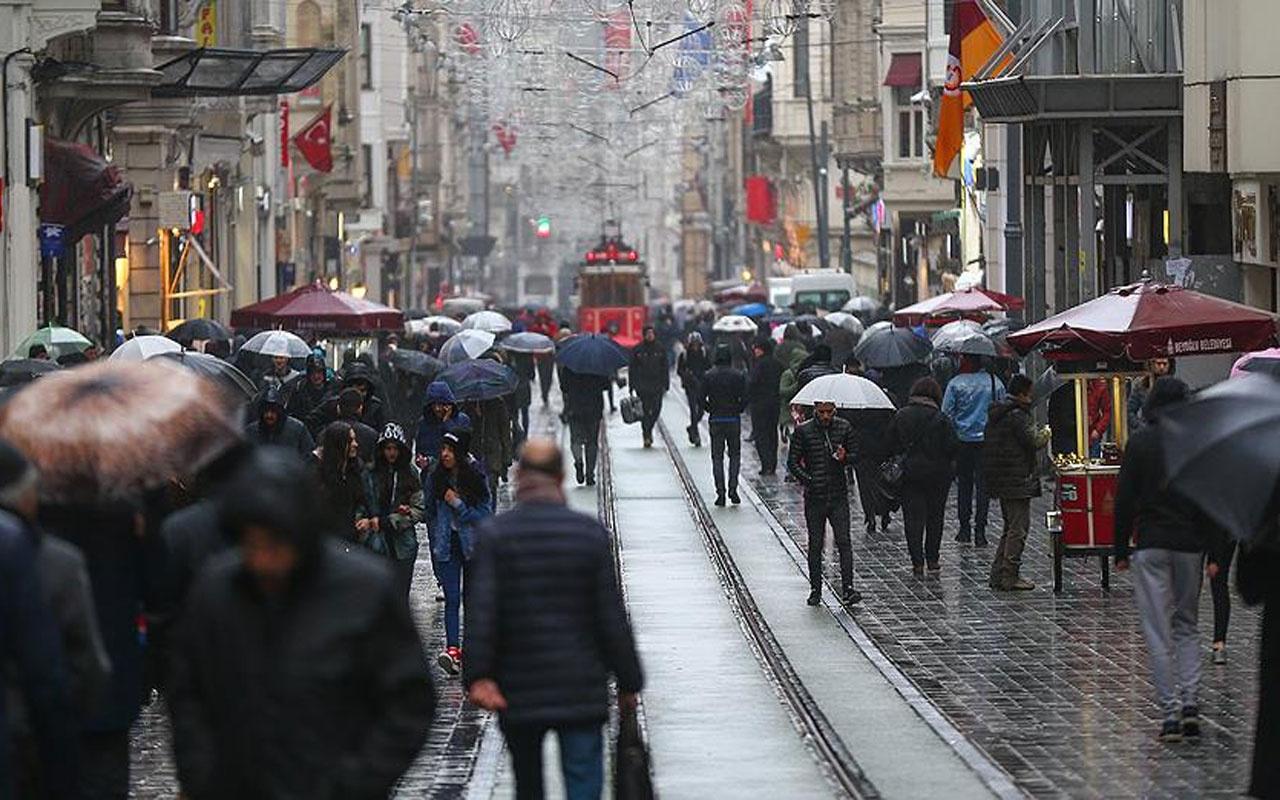 Meterolojiden İstanbul ve birçok il için uyarı geldi
