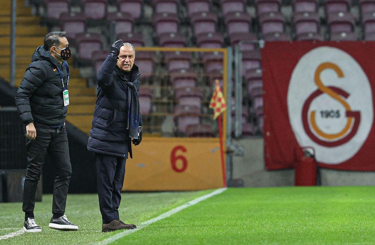 Galatasaray kupada Darıca Gençlerbirliği'ni tek golle eledi