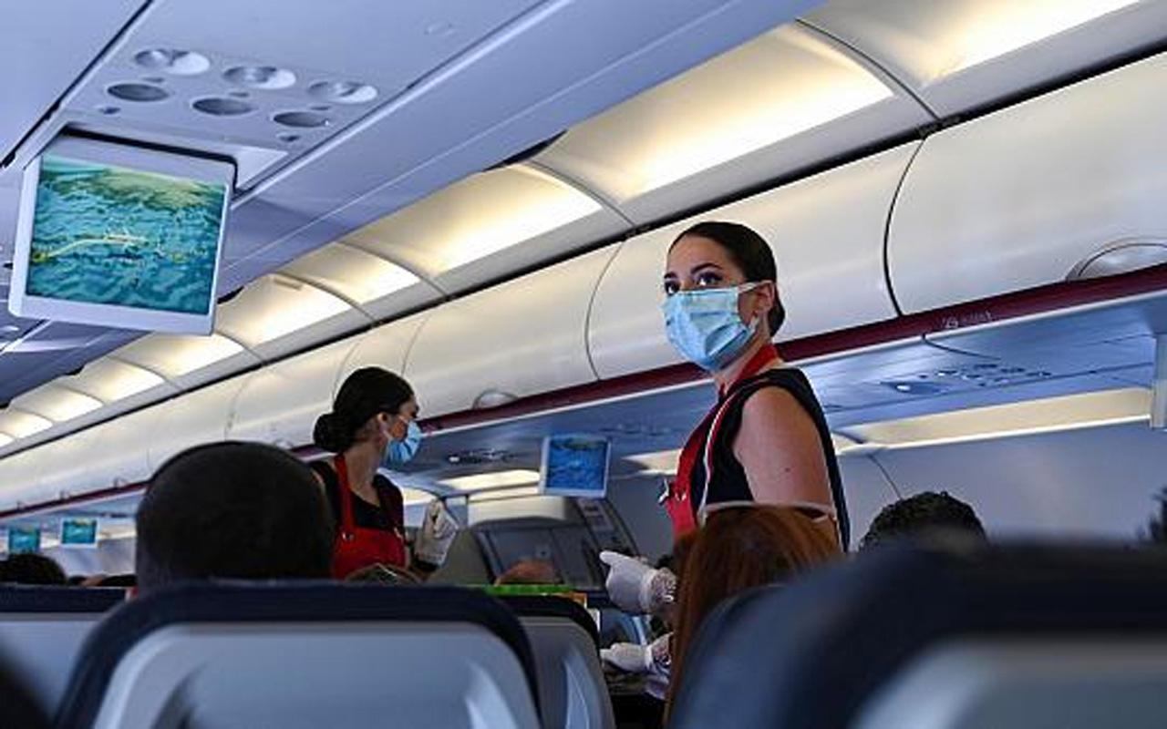 Hava yolu şirketlerinde sağlık pasaportu uygulaması hazırlığı