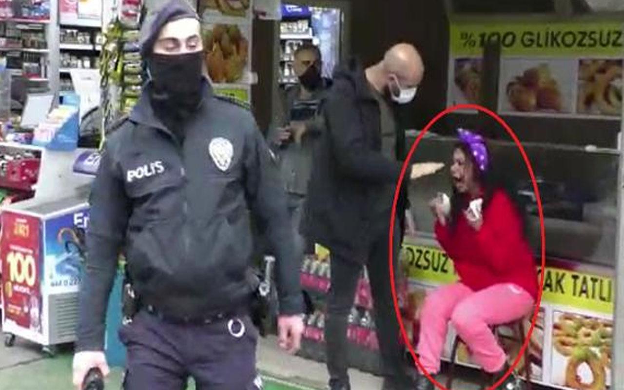 Bursa'da hareketli dakikalar! Polise hakaret etti, vurdu, kaçmaya çalıştı