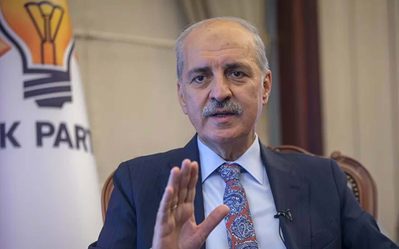AK Partili Numan Kurtulmuş'tan 'bildirici' amirallere sert tepki: Haddinizi bilin