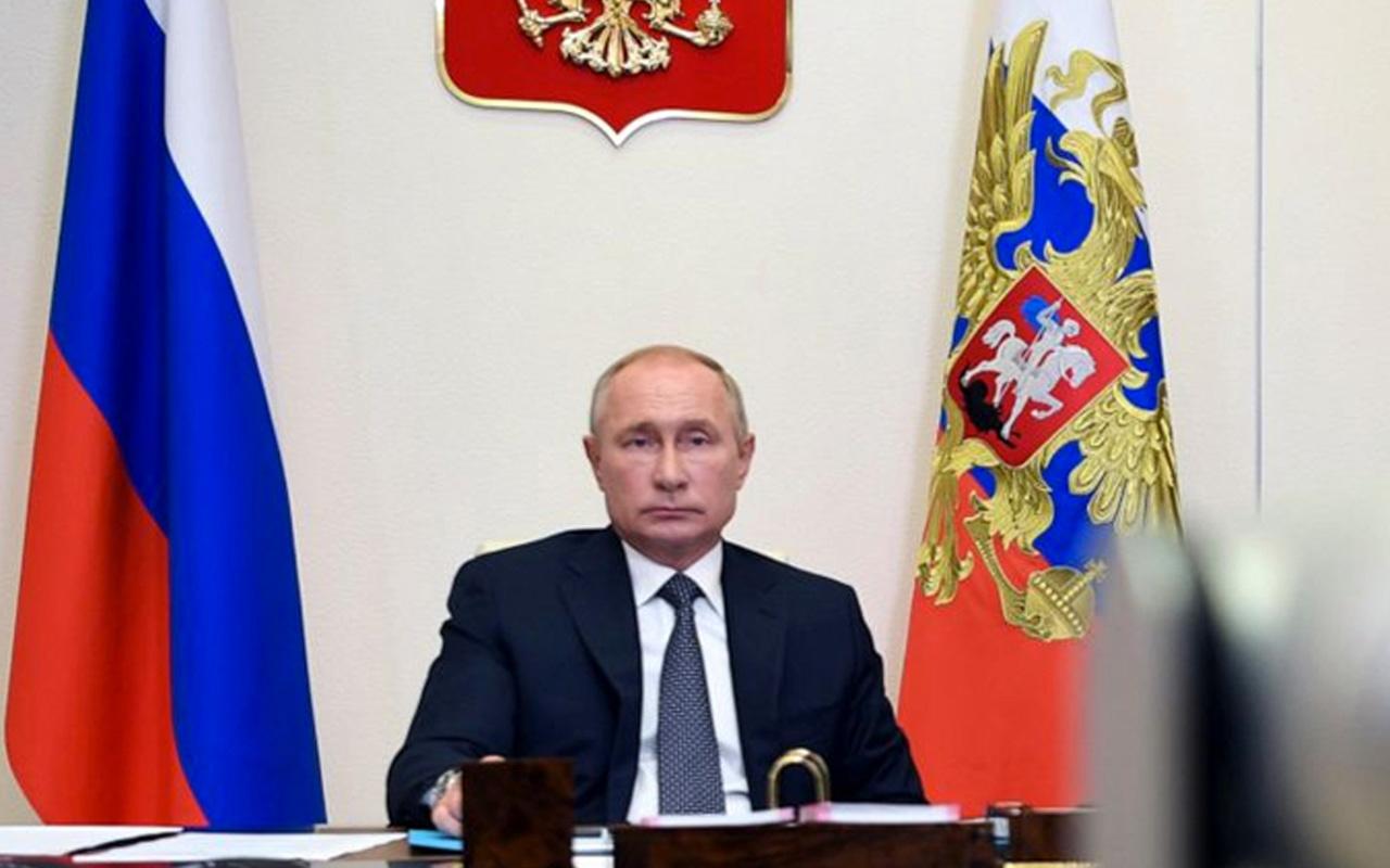 Putin, ABD'nin 46. Başkanı seçilen Joe Biden'ı resmen tebrik etti