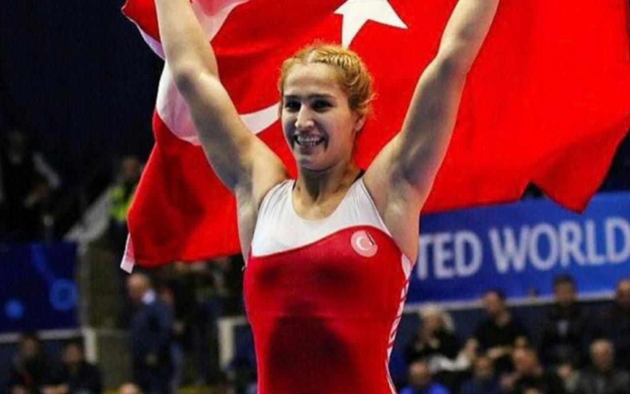 Milli sporcu Buse Tosun, Dünya ikincisi oldu