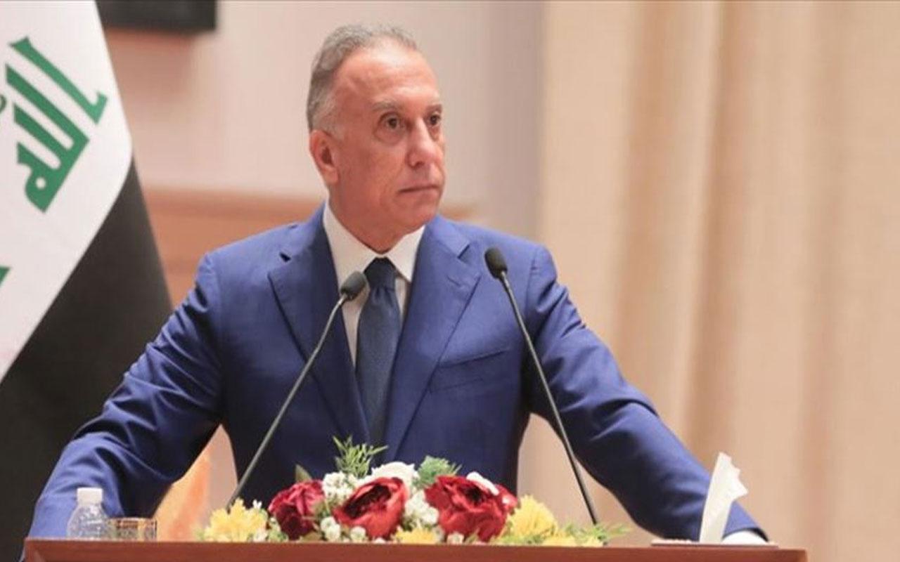 Irak Başbakanı Mustafa el-Kazımi Türkiye'ye resmi ziyarette bulunacak