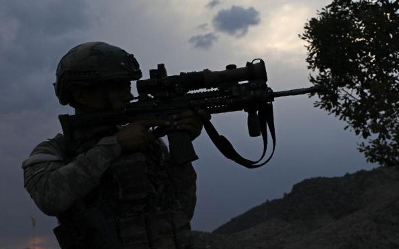 Irak'ın kuzeyinde 3, Barış Pınarı bölgesinde bir terörist etkisiz hale getirildi