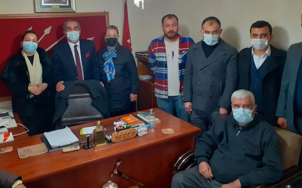 CHP'li Sezgin Tanrıkulu konuştu CHP'li ilçe başkanı özür diledi