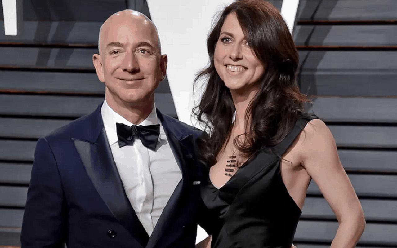 Jeff Bezos'tan ayrılan MacKenzie Scott dört ayda 4 milyar dolardan fazla bağış yaptı