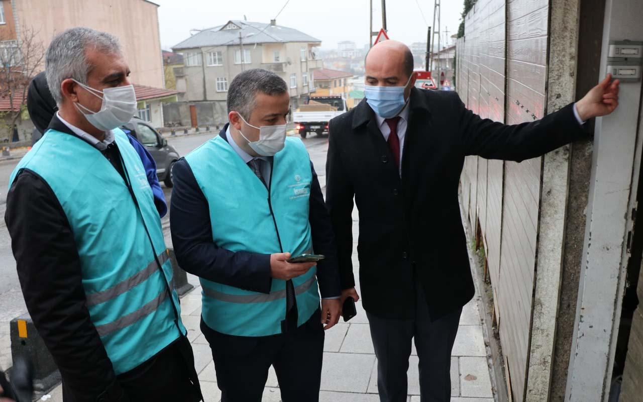 Sultanbeyli'de mahalle denetim ekiplerinden 193 bin denetim