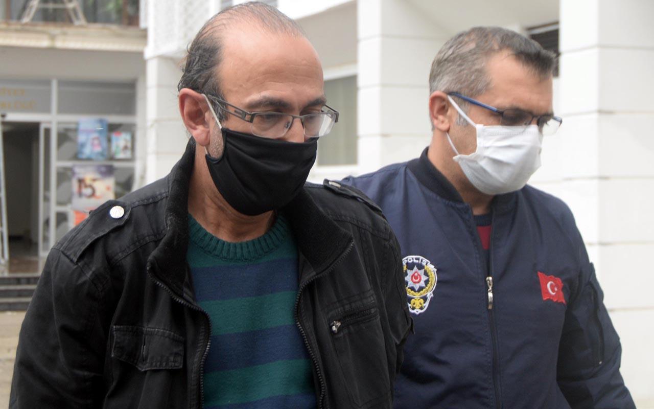 Mersin'de 'Evsizim' deyip sığındığı iş yerinden 20 bin liralık soygun yaptı