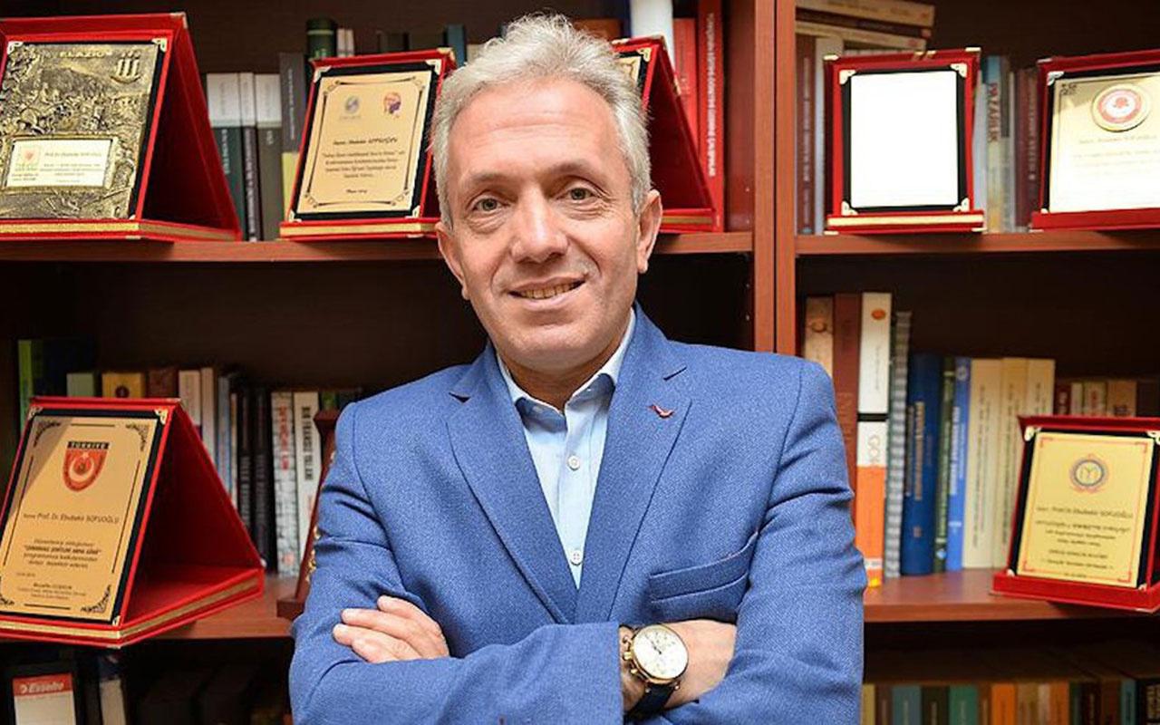 Prof. Dr. Ebubekir Sofuoğlu 'Üniversiteler fuhuş evi oldu' dedi! Nerede yaşıyorsunuz siz?