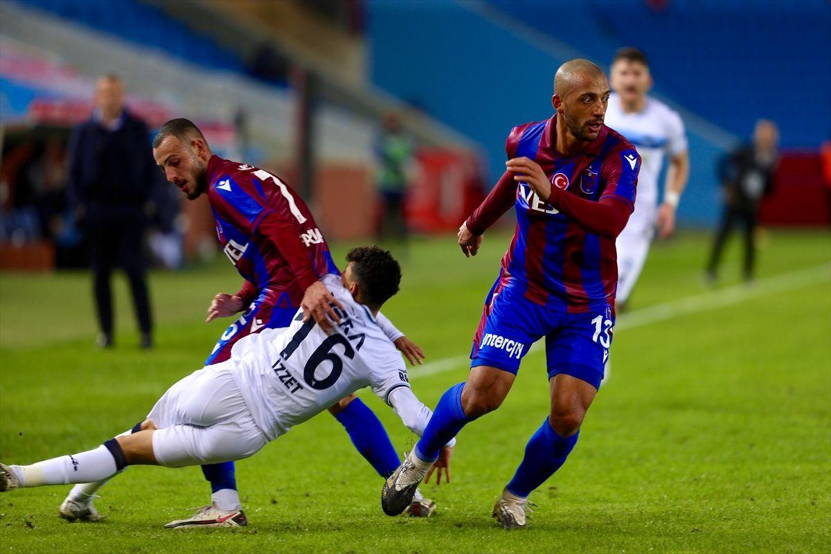 Adana Demirspor son kupa şampiyonu Trabzonspor'u penaltılarla eledi