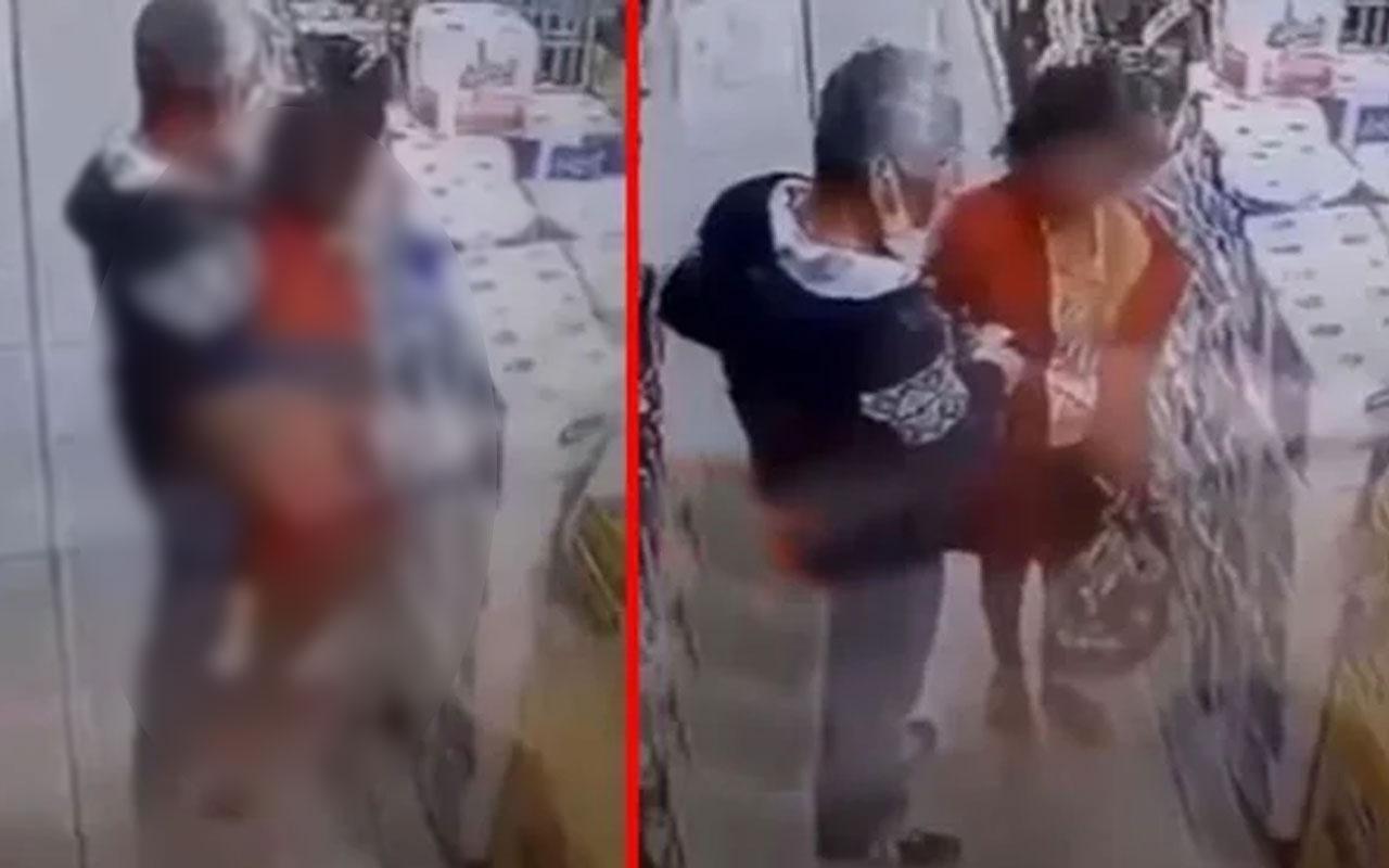 Görüntüler infial yaratmıştı! Esenler'de marketteki çocuğa istismarda bulunan kişiye dava açıldı