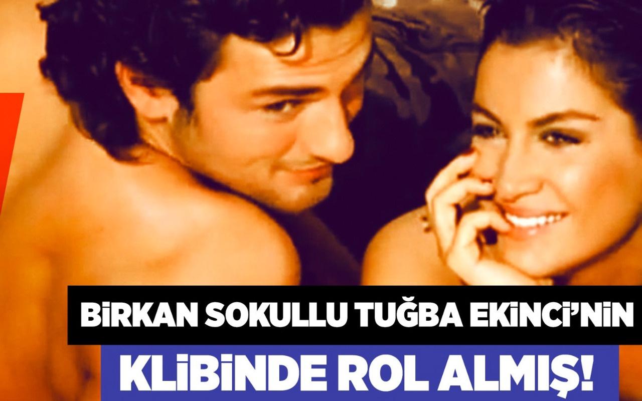 Birkan Sokullu'nun Tuğba Ekinci ile yatak sahneleri sosyal medyaya damga vurdu!