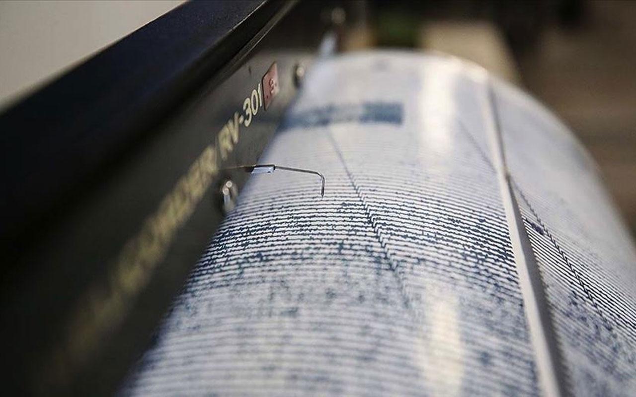 Burdur'da 3.5 büyüklüğünde deprem! AFAD duyurdu