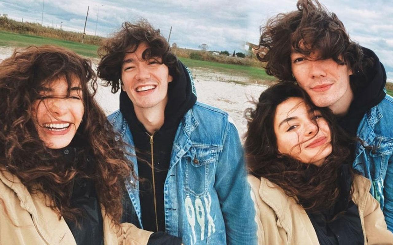 ATV dizisi Hercai'nin yıldızı Ebru Şahin sevgilisi Cedi Osman'la pozlarını paylaştı