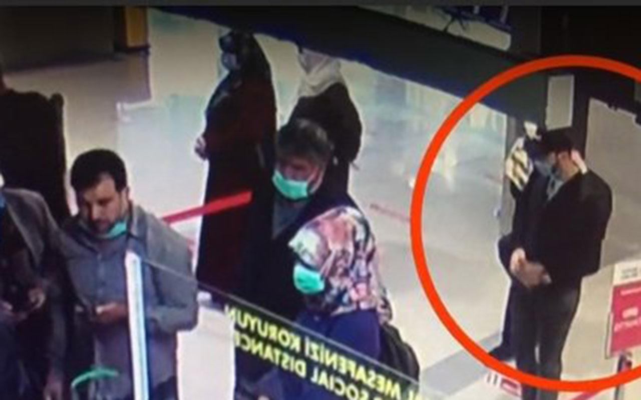 İranlı muhalif Şahab böyle kaçırıldı! Uyuşturucu Baronu Zindaşti bağlantılı casuslar kamerada