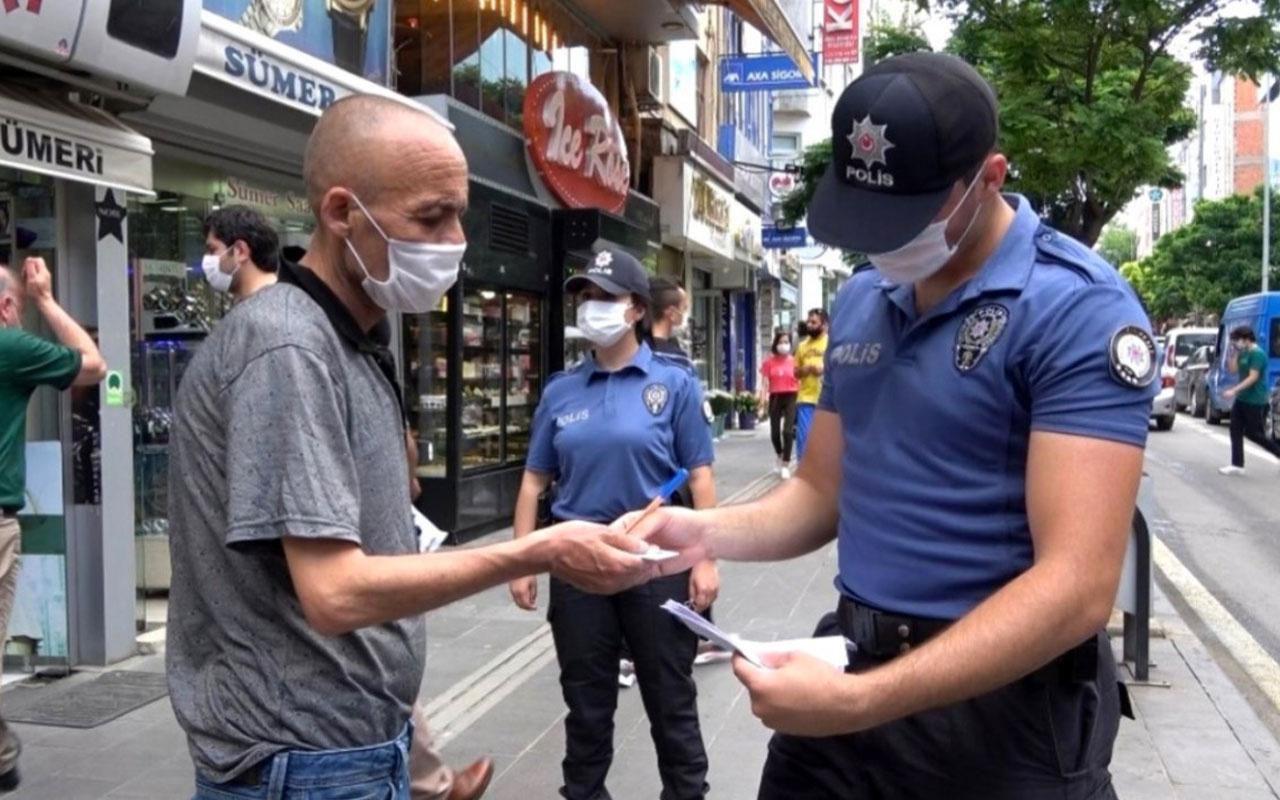 Polis maske takmayana ceza kesebilir mi? Yargıtay'dan emsal karar geldi!