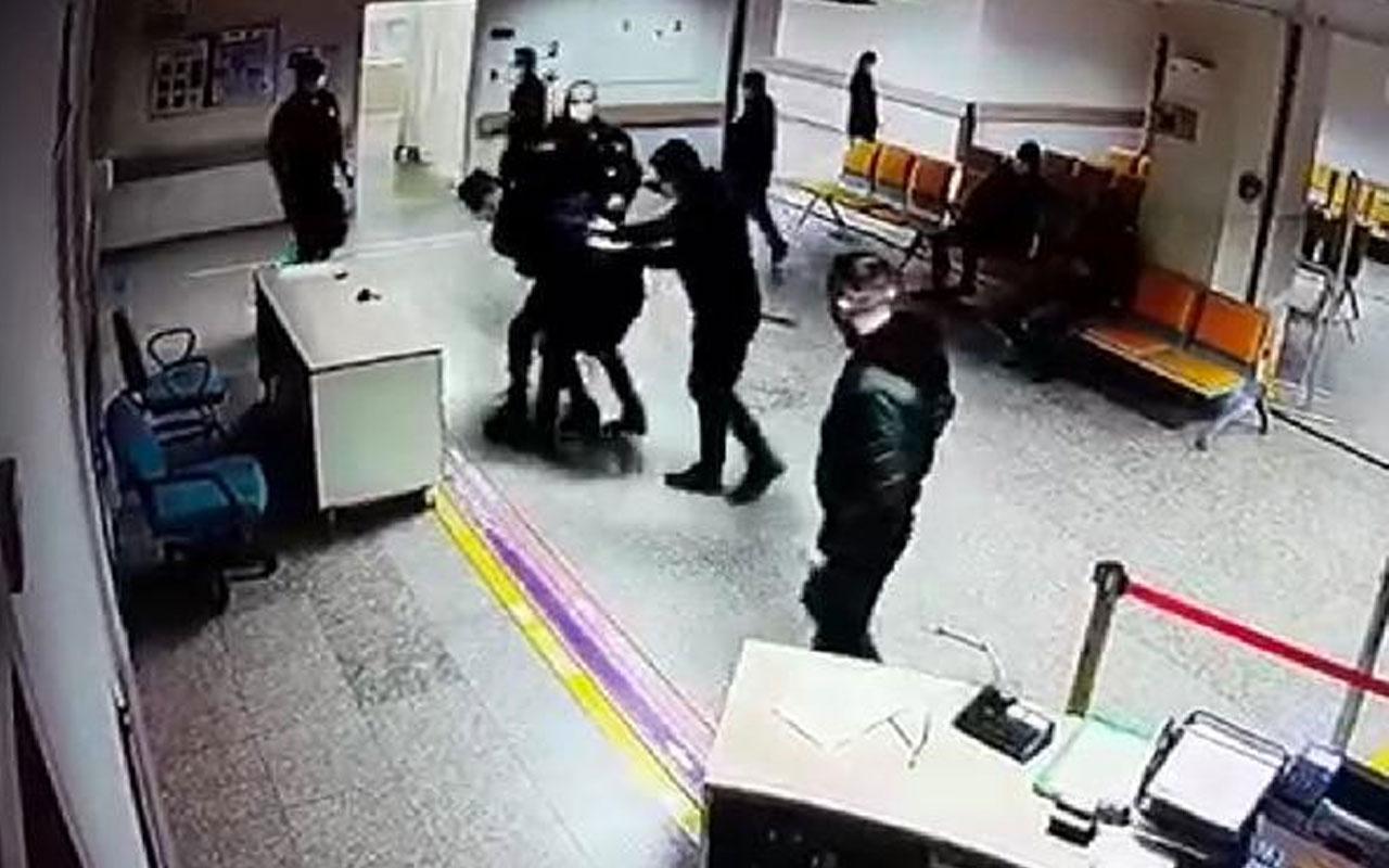 Samsun'da acil servis doktoruna bıçaklı saldırı girişimi! Gözaltına alındı