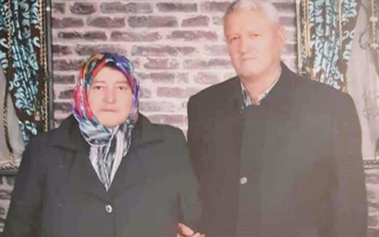 Kütahya'da 5 dakika arayla bir olan kader! Koronavirüs hastası çift hayatını kaybetti