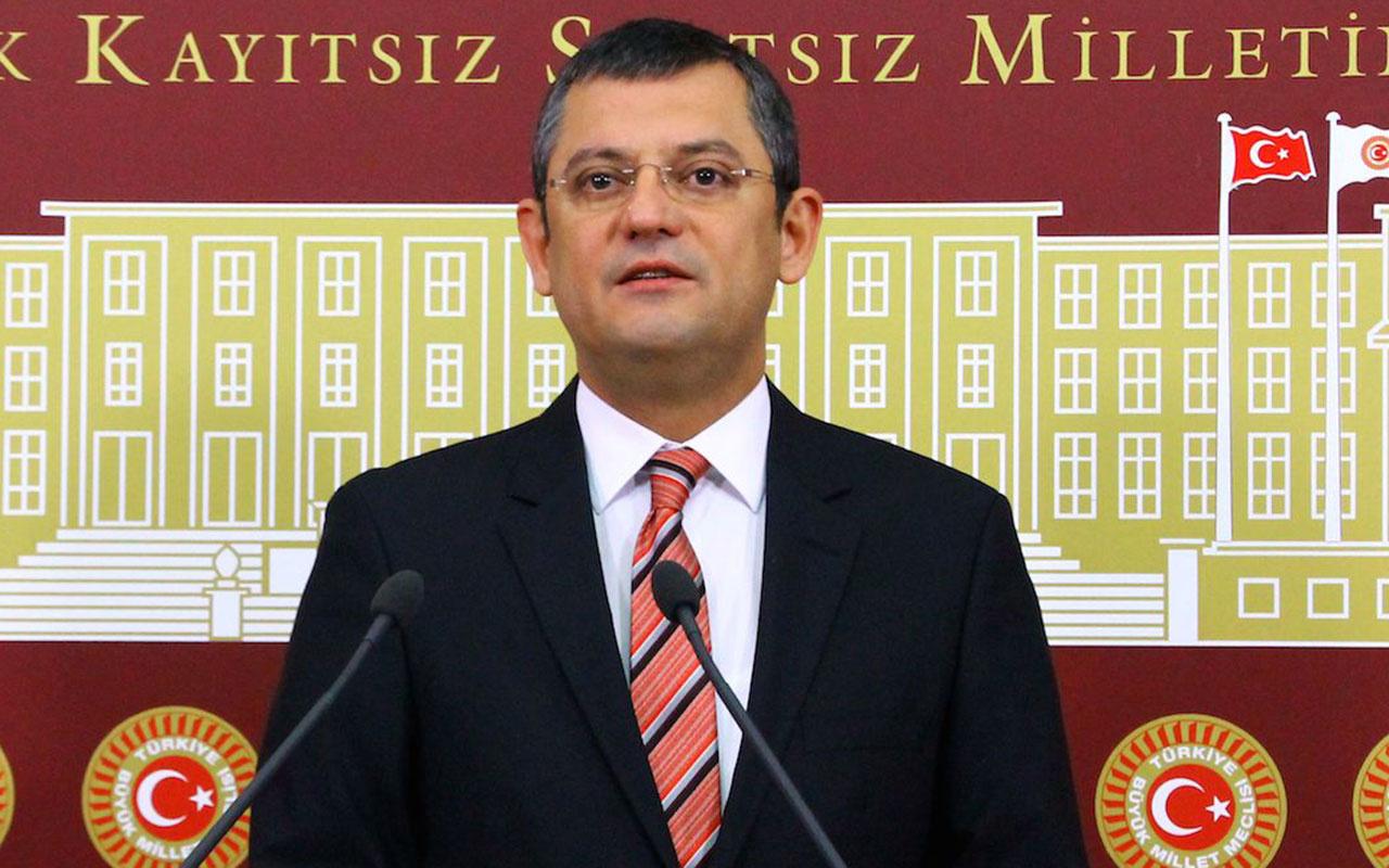 """CHP'li Özgür Özel'in Cumhurbaşkanı Erdoğan'a """"diktatör bozuntusu"""" sözlerine tepki yağıyor"""