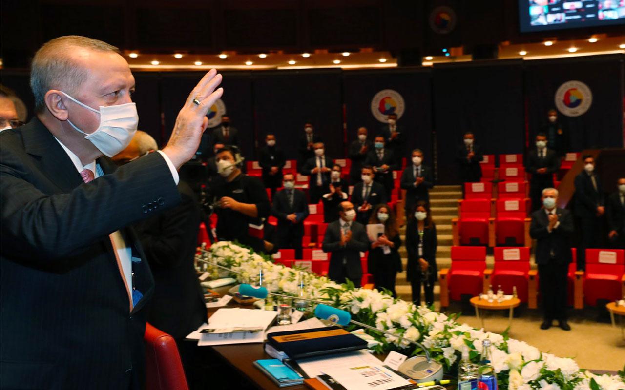 Cumhurbaşkanı Erdoğan'ın doktorlarını tebrik etmek lazım! Tek lider Erdoğan olacak