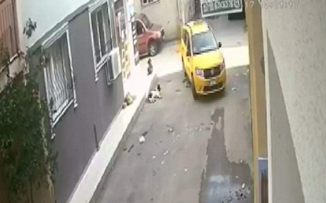 İzmir'de ezip arkasına bakmadan gitti! Çığlıkları yürek burktu