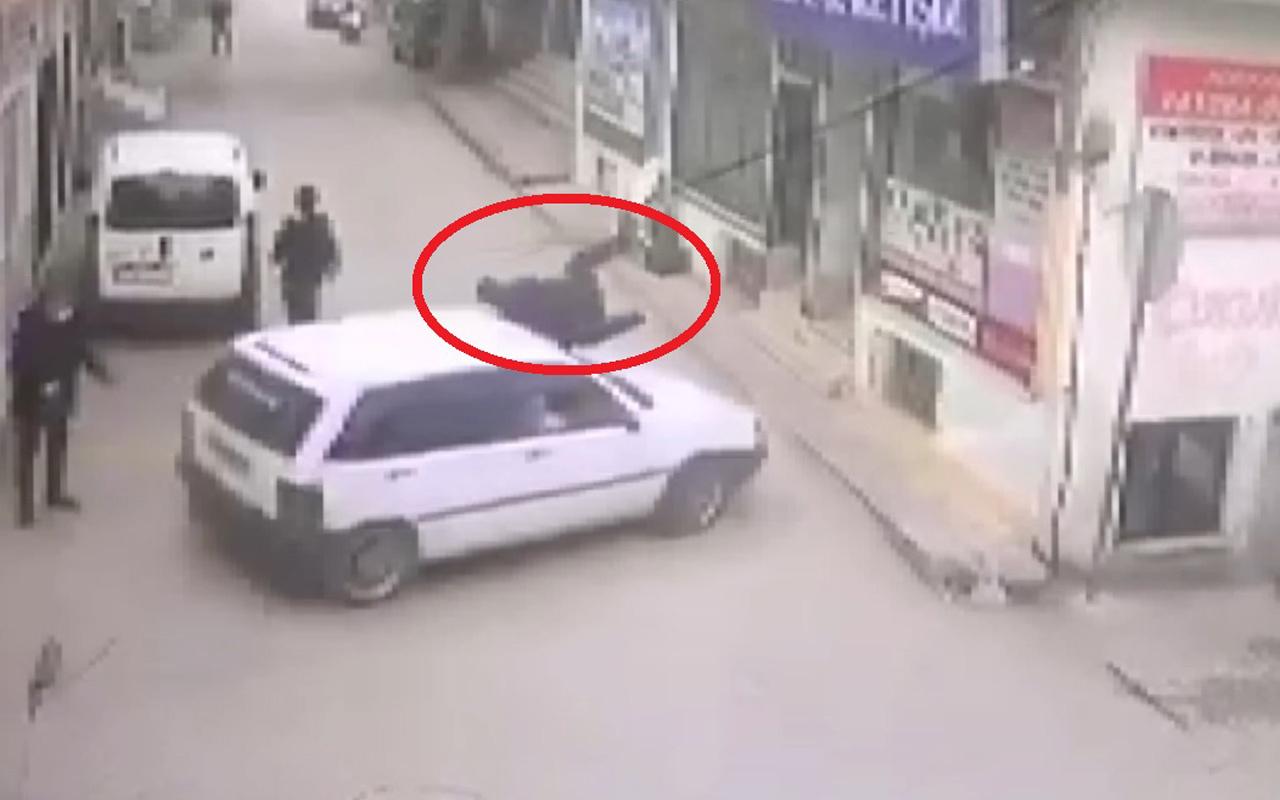 Ankara'da komşu dehşeti! Kardeşleri bıçakladı, otomobille ezdi
