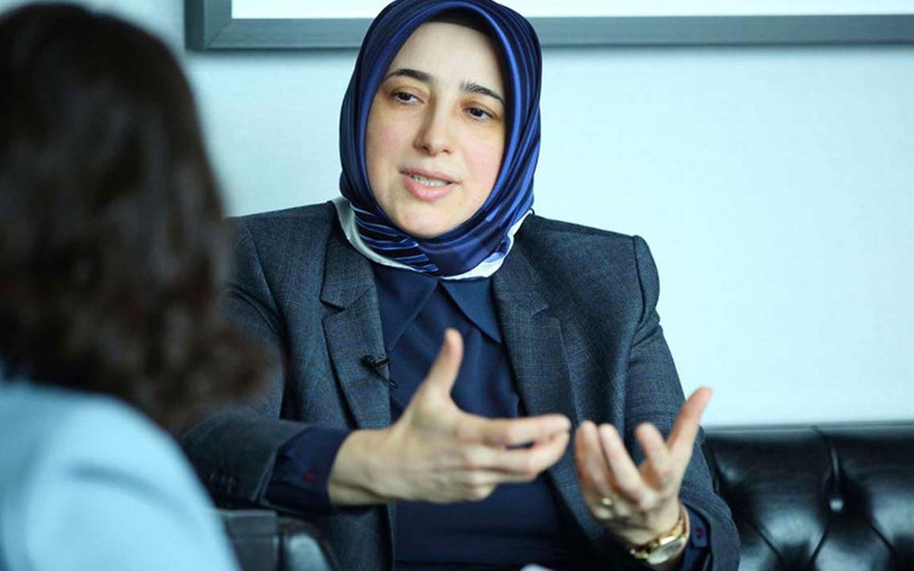 Özlem Zengin'den HDP'li Gergerlioğlu'na sert tepki! 30 kadın çıplak arandı iddiası