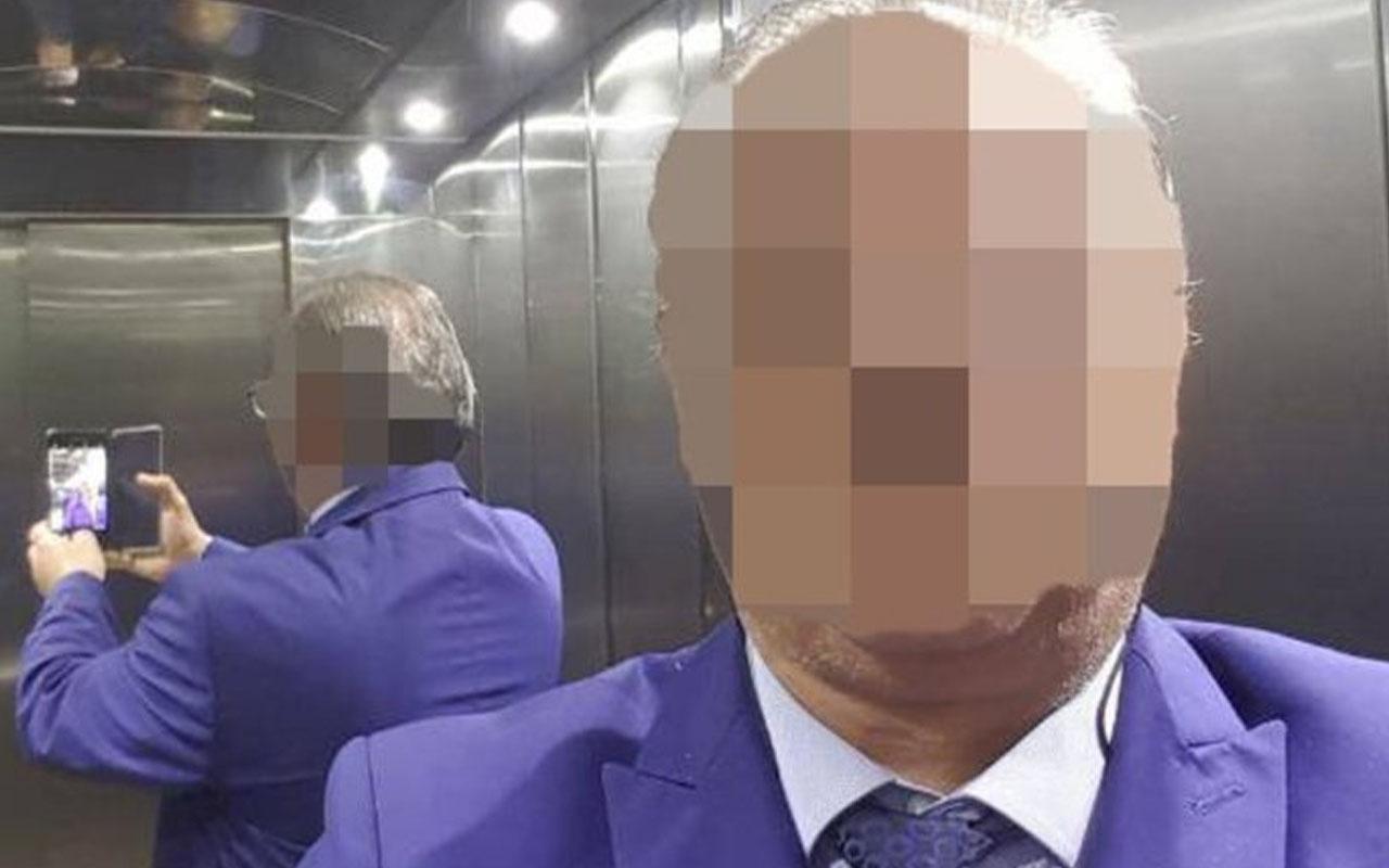 Vakıf eski müdüründen skandal cinsel ilişki teklifi! Beni mutlu et yardım edeyim