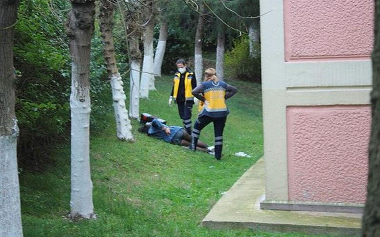 Tekirdağ'daki fuhuş baskınında şok anlar! Yabancı uyruklu kadın 3. kattan atladı
