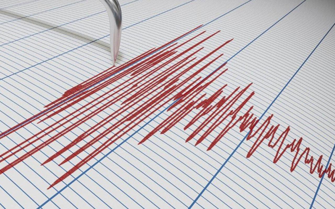 Çanakkale'de korkutan deprem! AFAD şiddetini açıkladı