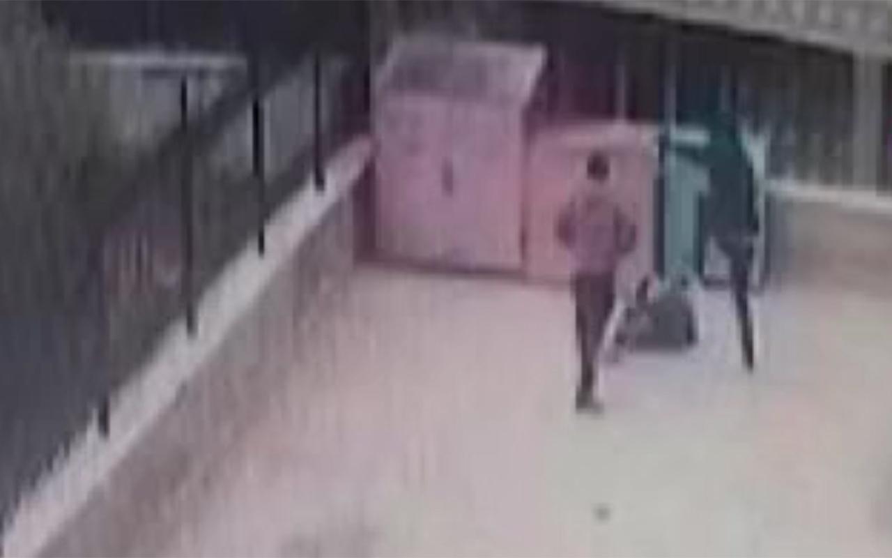 Ankara Altındağ'da sağlık çalışanına saldırı
