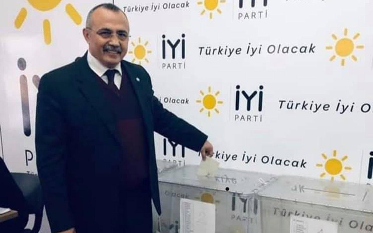 İYİ Parti Melikgazi İlçe Başkanı Erdal Dağ koronavirüsten öldü