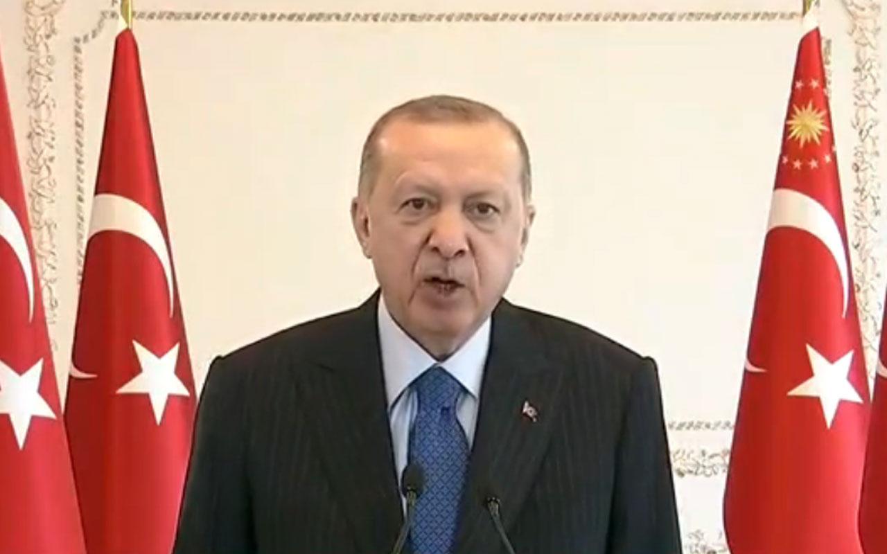 Cumhurbaşkanı Erdoğan Kuzey Marmara otoyu açılış töreninde konuştu