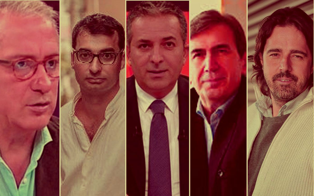 "AK Partili Ahmet Hamdi Çamlı hangi gazetecileri ""horolop şorolop gazeteciler"" ilan etti"