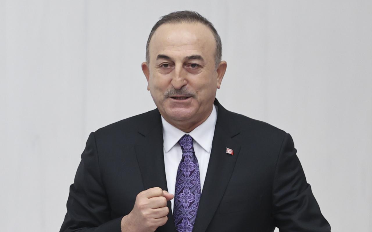 Bakan Çavuşoğlu'ndan Filistin mesajı