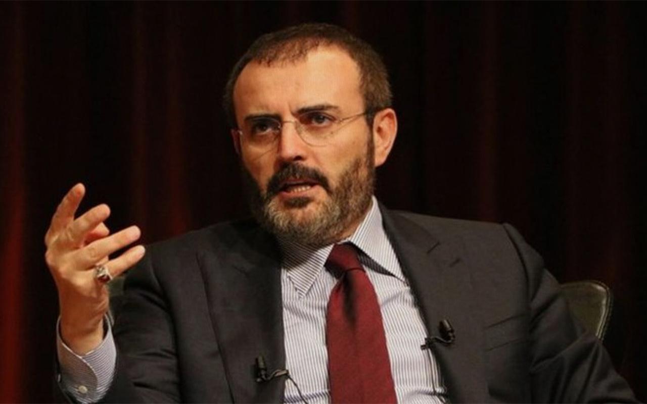 Ak Partili Mahir Ünal'dan Biden açıklaması