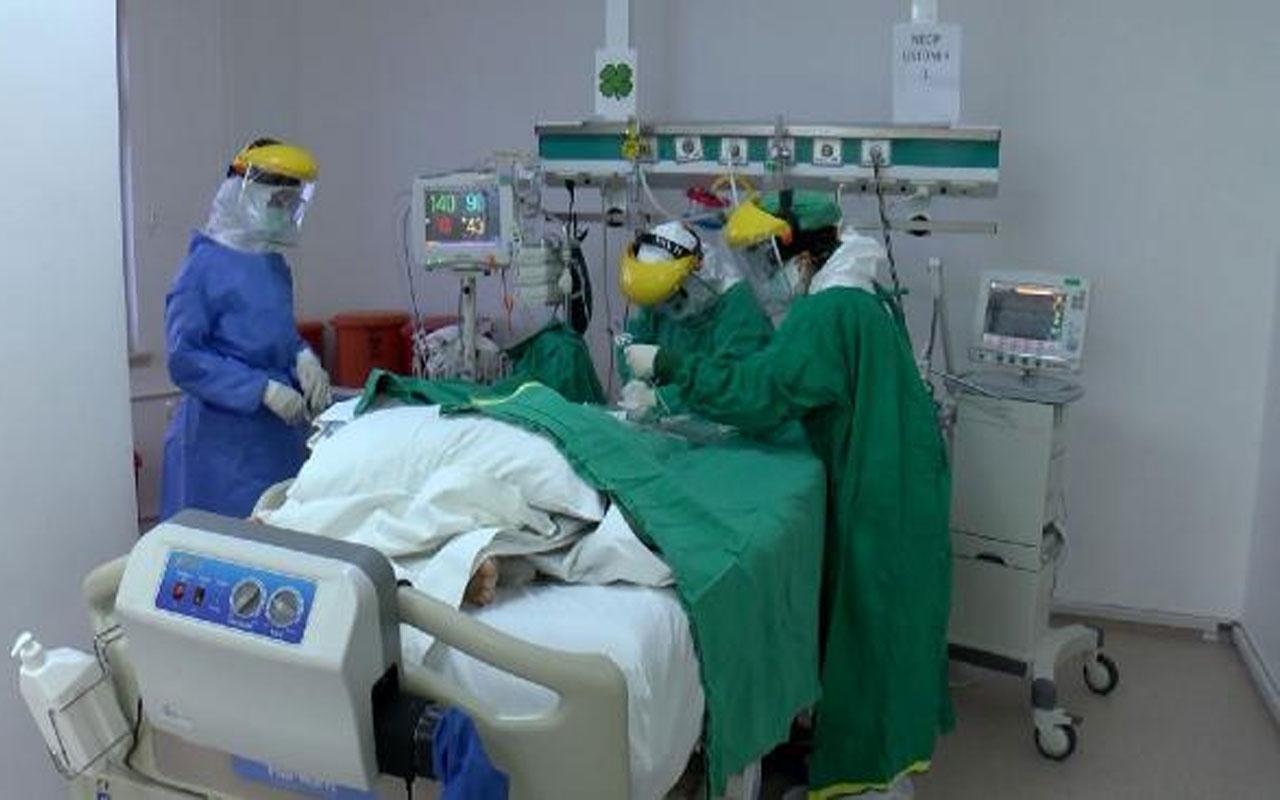 Bilim Kurulu üyesi Necmi İlhan: Her 10 koronavirüs hastasından 1'i sağlık çalışanı