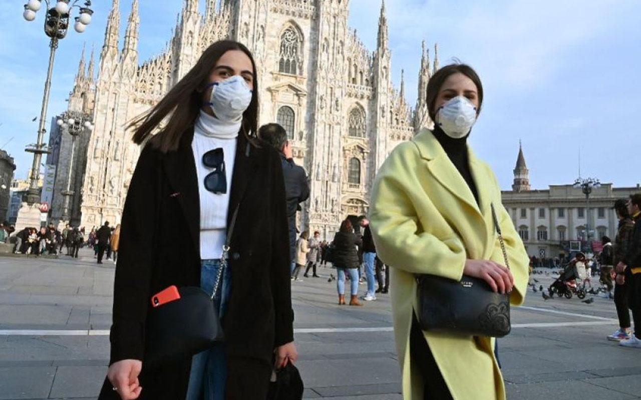 İtalya'da son 24 saat koronavirüs tablosu: 16 bin 308 yeni vaka 553 ölüm