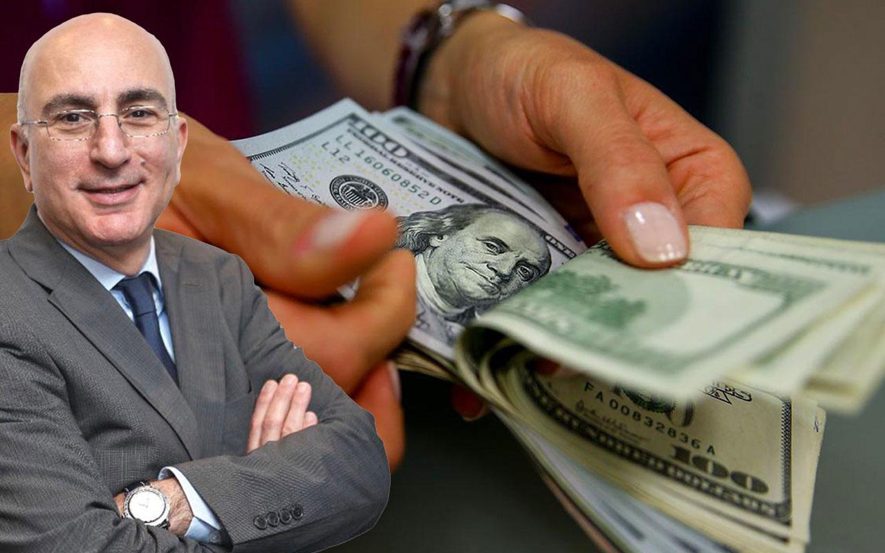 Dolar/TL kuru neden düşüyor? Ünlü ekonomist Mahfi Eğilmez 2 neden açıkladı