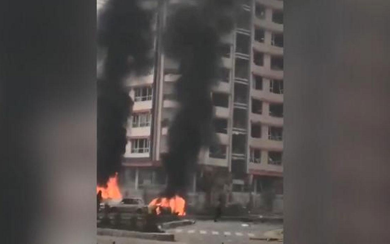 Afganistan'da bomba yüklü araçla saldırı! 8 ölü, 15 yaralı var