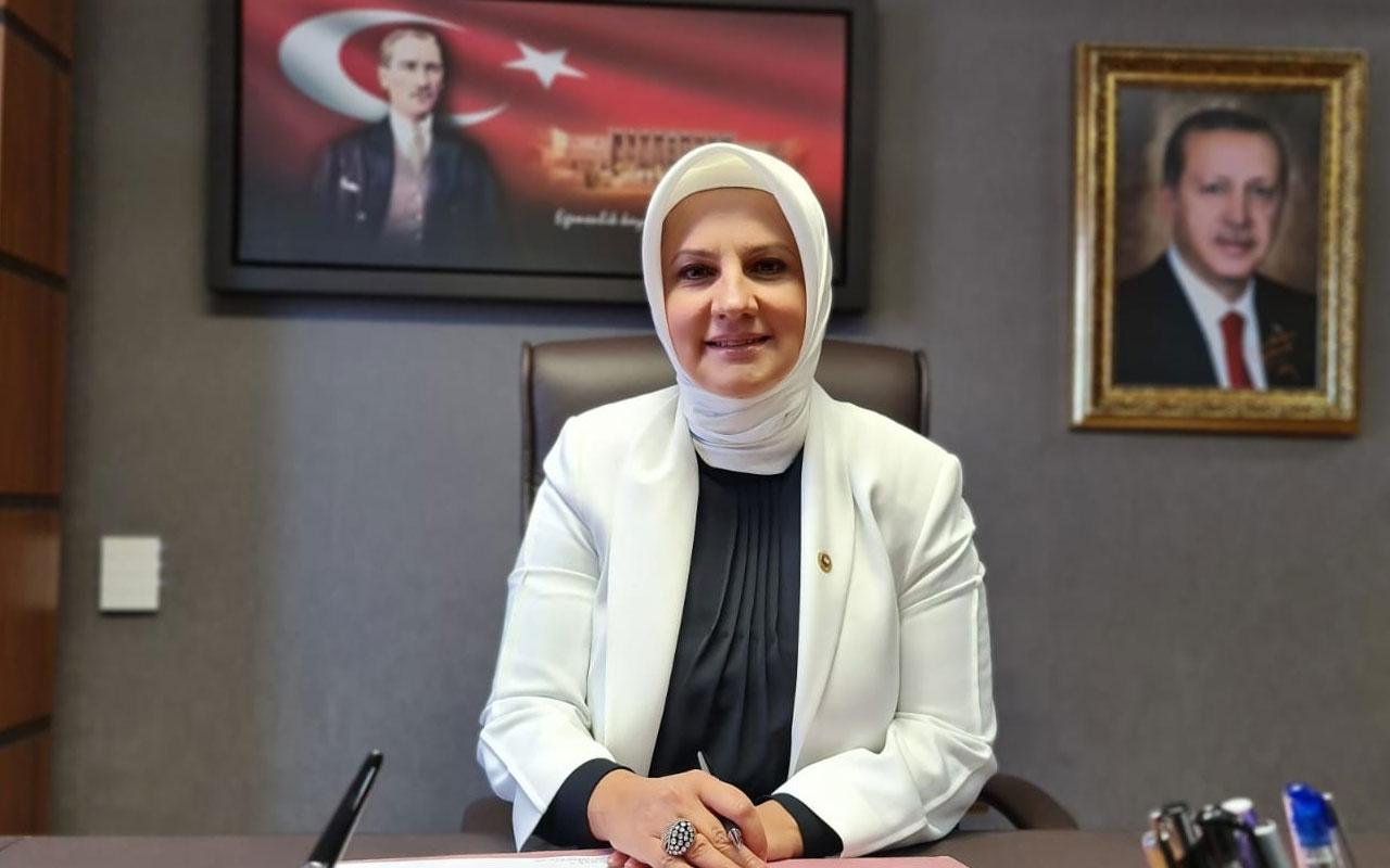 AK Parti Elazığ Milletvekili Sermin Balık koronavirüse yakalandı