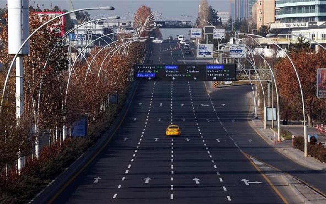 Ankara'da ceza yağdı! Yasağı ihlal eden 1686 kişiye 3 milyon 122 bin 81 lira para cezası